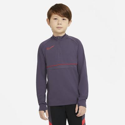 Foto van Nike Dri-FIT Academy Training Top Kids Dark Raisin