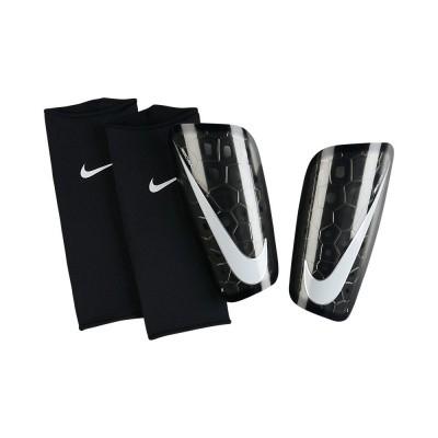Foto van Nike Mercurial Lite Scheenbeschermers Zwart-Wit