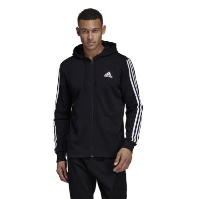 Foto van Adidas Must Haves 3-Stripes Trainingspak Zwart