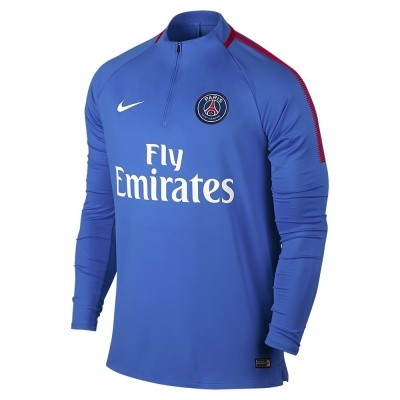 Foto van Paris Saint-Germain Dri-FIT Squad Drill Set