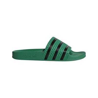 Foto van Adidas Adilette Slippers Bold Green