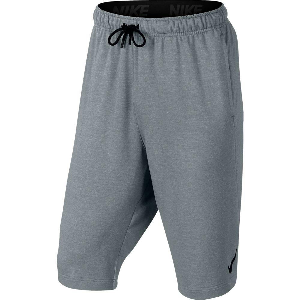 Afbeelding van Nike Dry-Fit Fleece Short Grijs