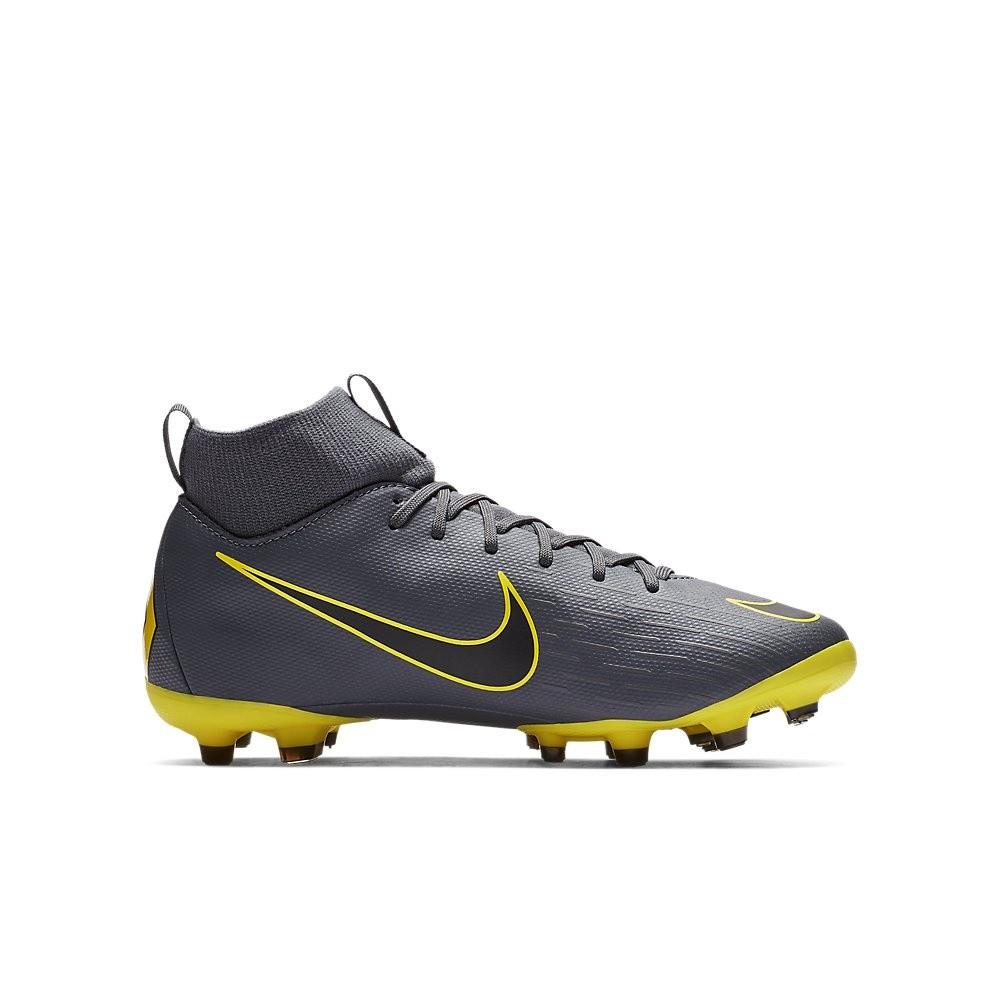 Afbeelding van Nike Superfly VI Academy GS MG Kids Dark Grey
