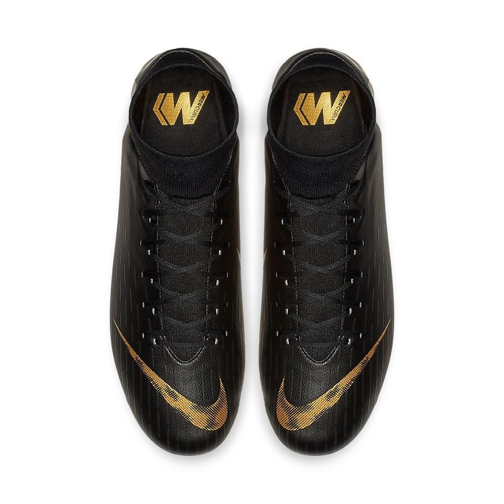 Afbeelding van Nike Superfly 6 Academy MG Black-Gold
