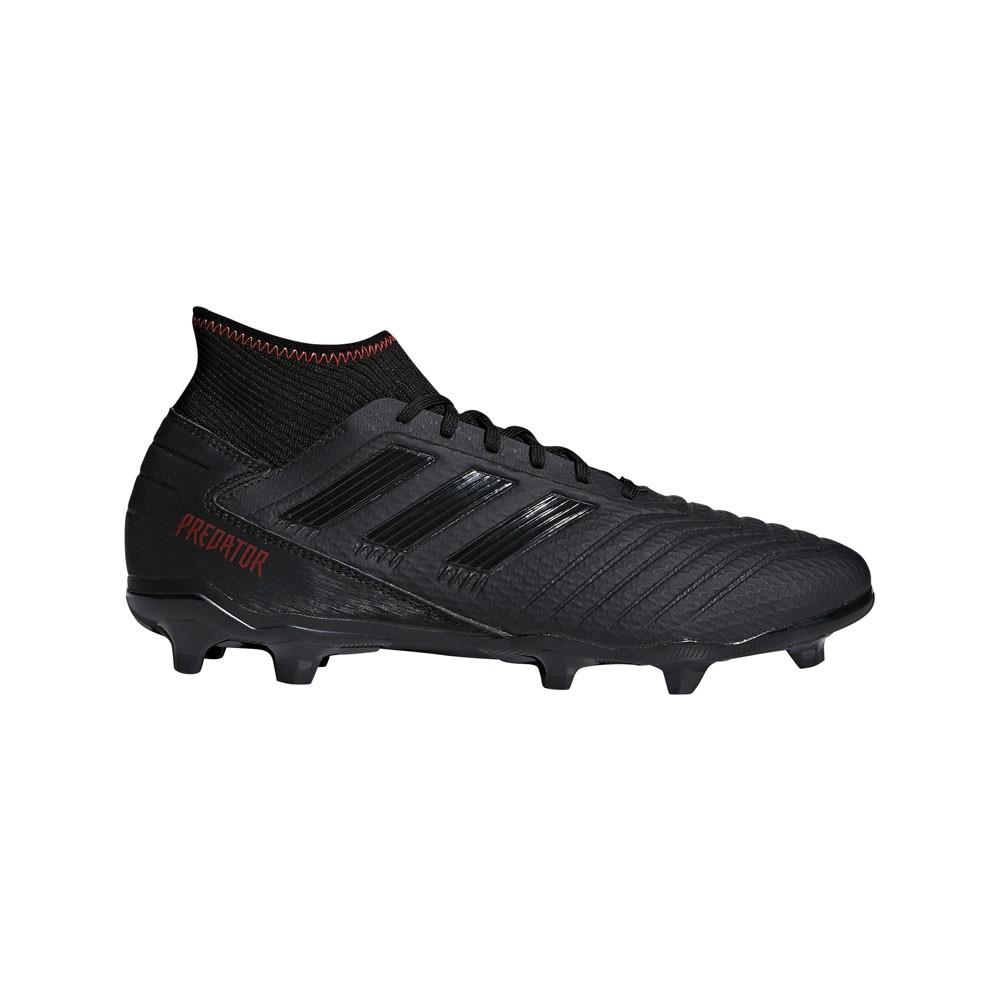 Afbeelding van Adidas Predator 19.3 FG Core Black