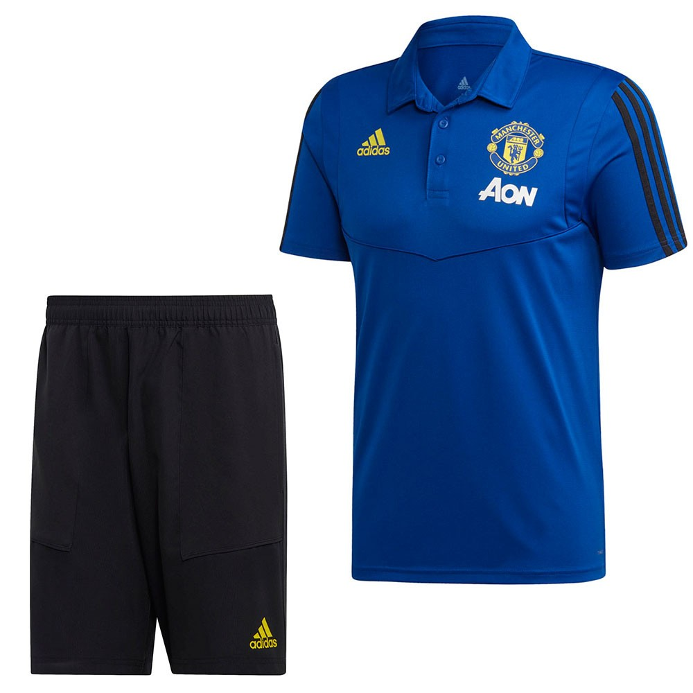 Afbeelding van Manchester United Polo Set