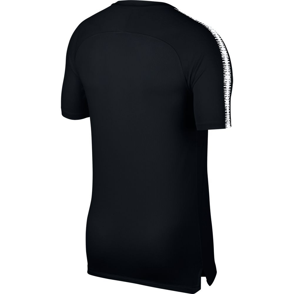 Afbeelding van Nike Breathe Squad Shirt Zwart