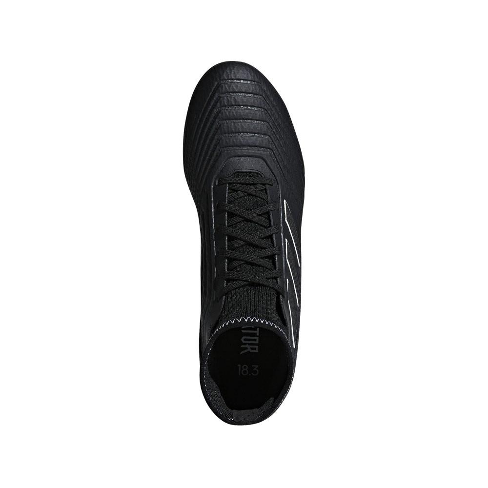 Afbeelding van Adidas Predator 18.3 FG Zwart