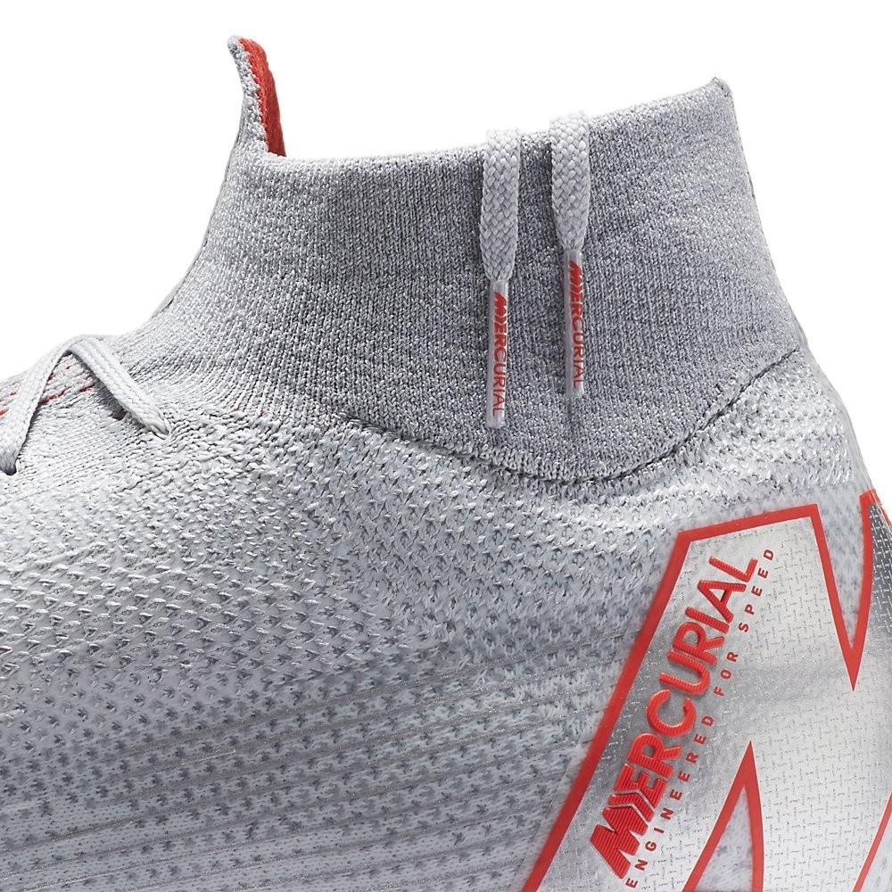 Afbeelding van Nike Mercurial Superfly 360 Elite FG Grijs
