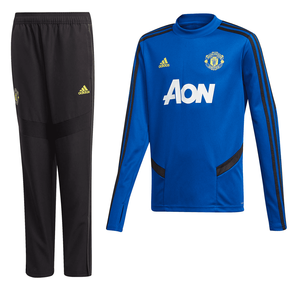 Afbeelding van Manchester United Training Set Kids