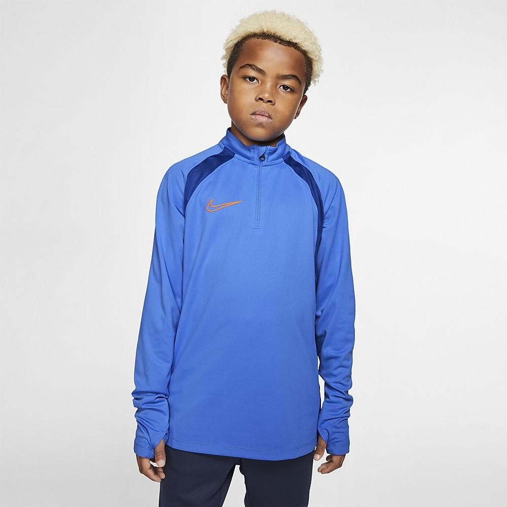 Afbeelding van Nike Dry Academy Drill Set Pacific Blue Kids