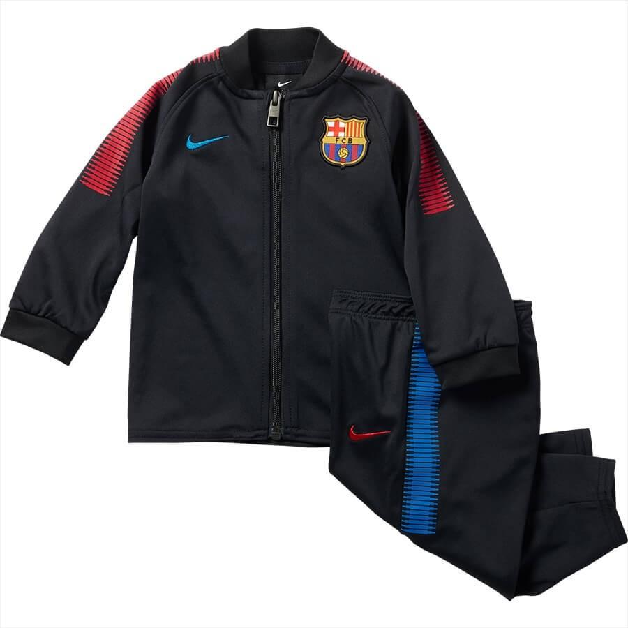 Afbeelding van FC Barcelona Dri-FIT Squad Trainingspak Infants Black