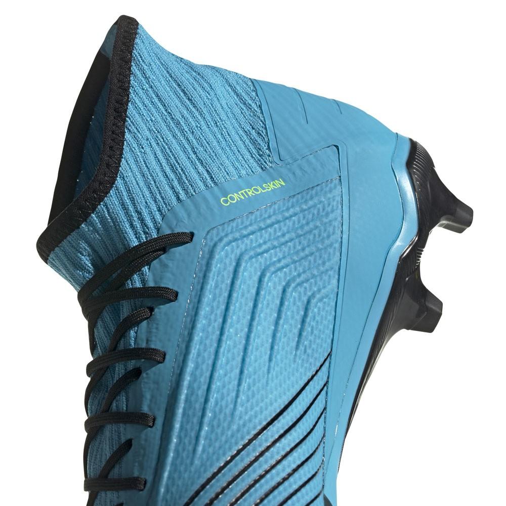 Afbeelding van Adidas Predator 19.2 FG Bright Cyan