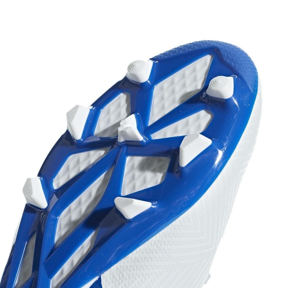 Afbeelding van Adidas Nemeziz Messi 18.3 FG Kids Wit-Blauw