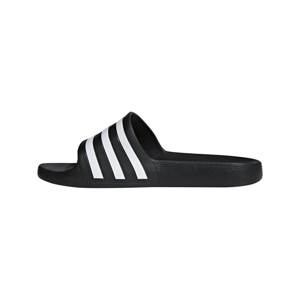Afbeelding van Adidas Adilette Aqua Slippers Black-White