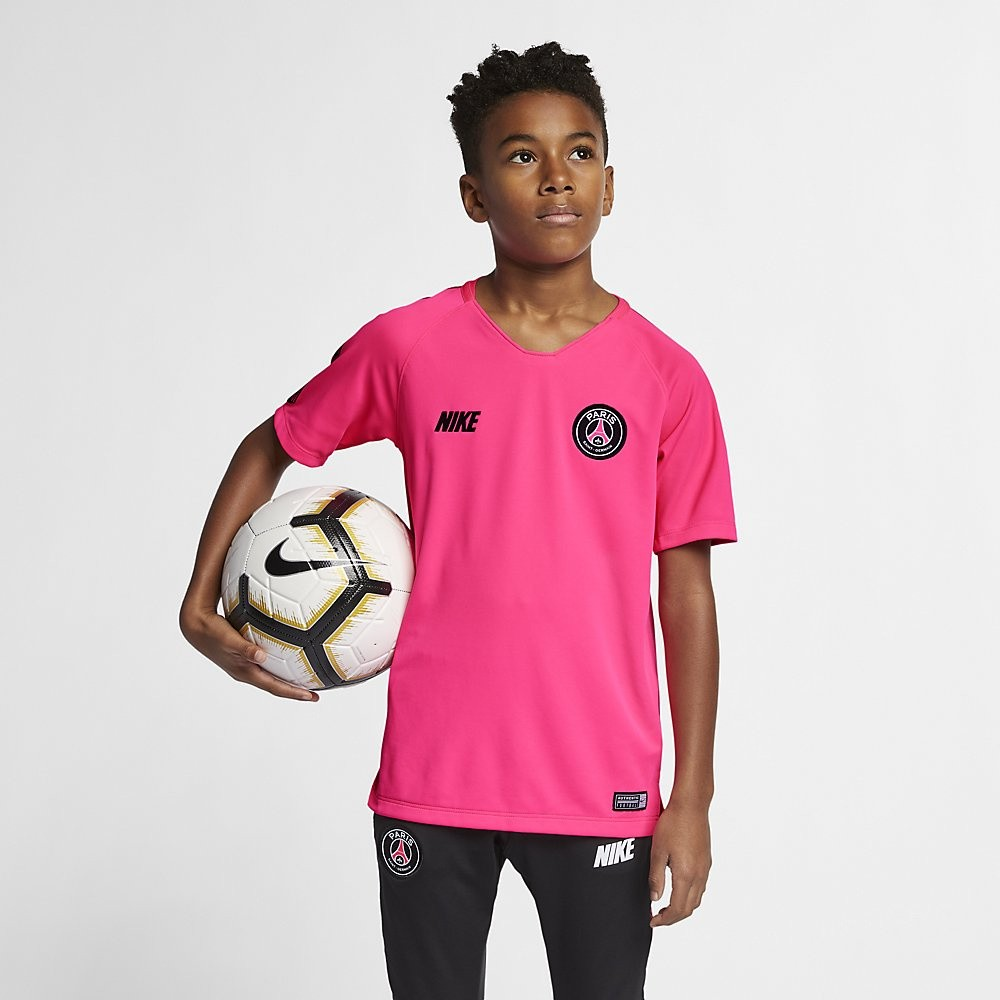 Afbeelding van Paris Saint-Germain Breathe Squad Kids Pink