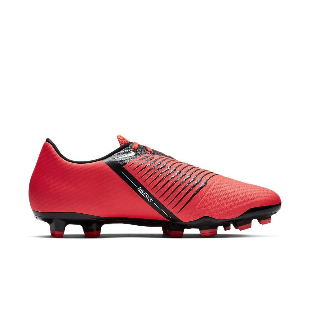Afbeelding van Nike PhantomVNM Academy FG Bright Crimson