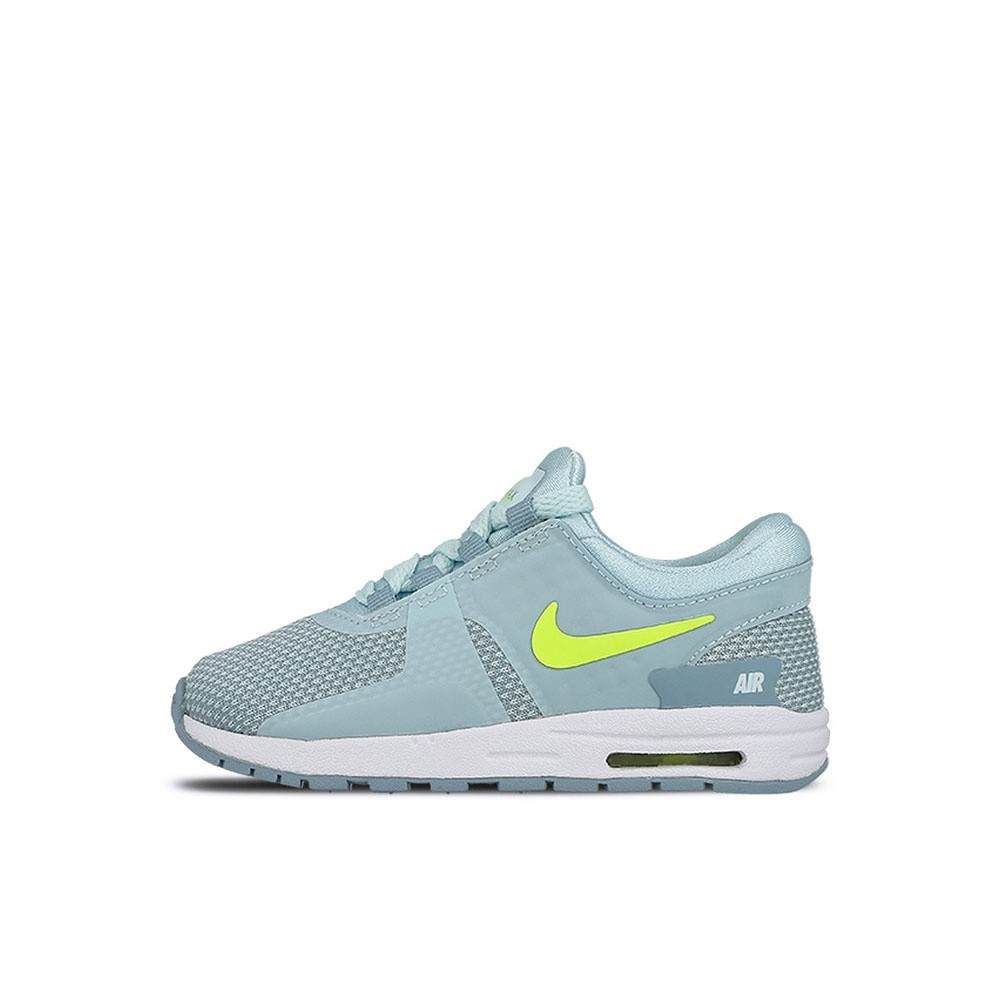 nike air max zero essential blauw