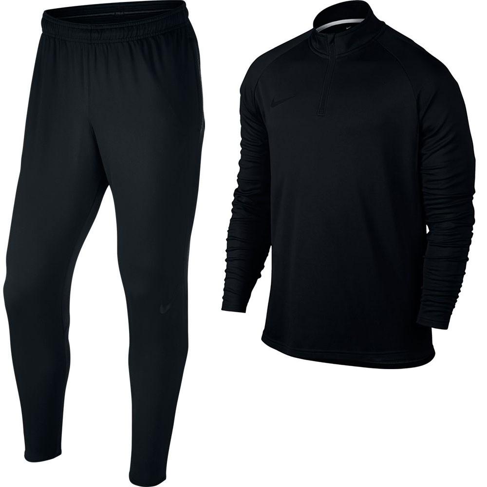 Afbeelding van Nike Dry Academy Dril Set Black