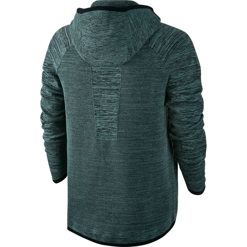 Afbeelding van Nike Tech Knit Windrunner Jacket Hasta Green