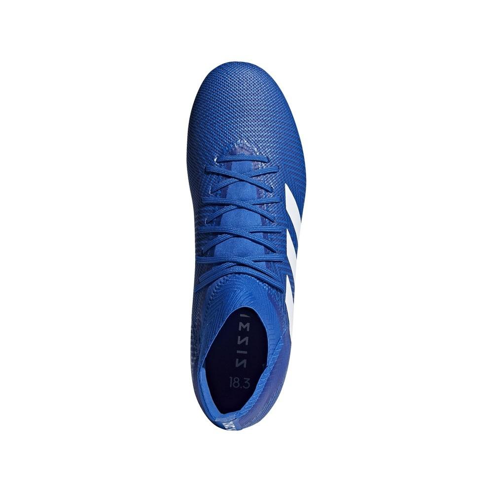 Afbeelding van Adidas Nemeziz 18.3 FG Blauw