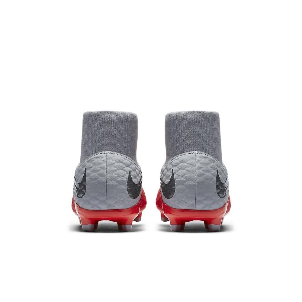 Afbeelding van Nike Hypervenom Phantom III Academy Dynamic Fit FG Kids Crimson