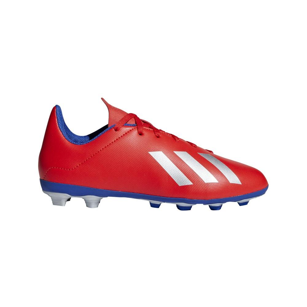 Afbeelding van Adidas X 18.4 FG Kids Rood
