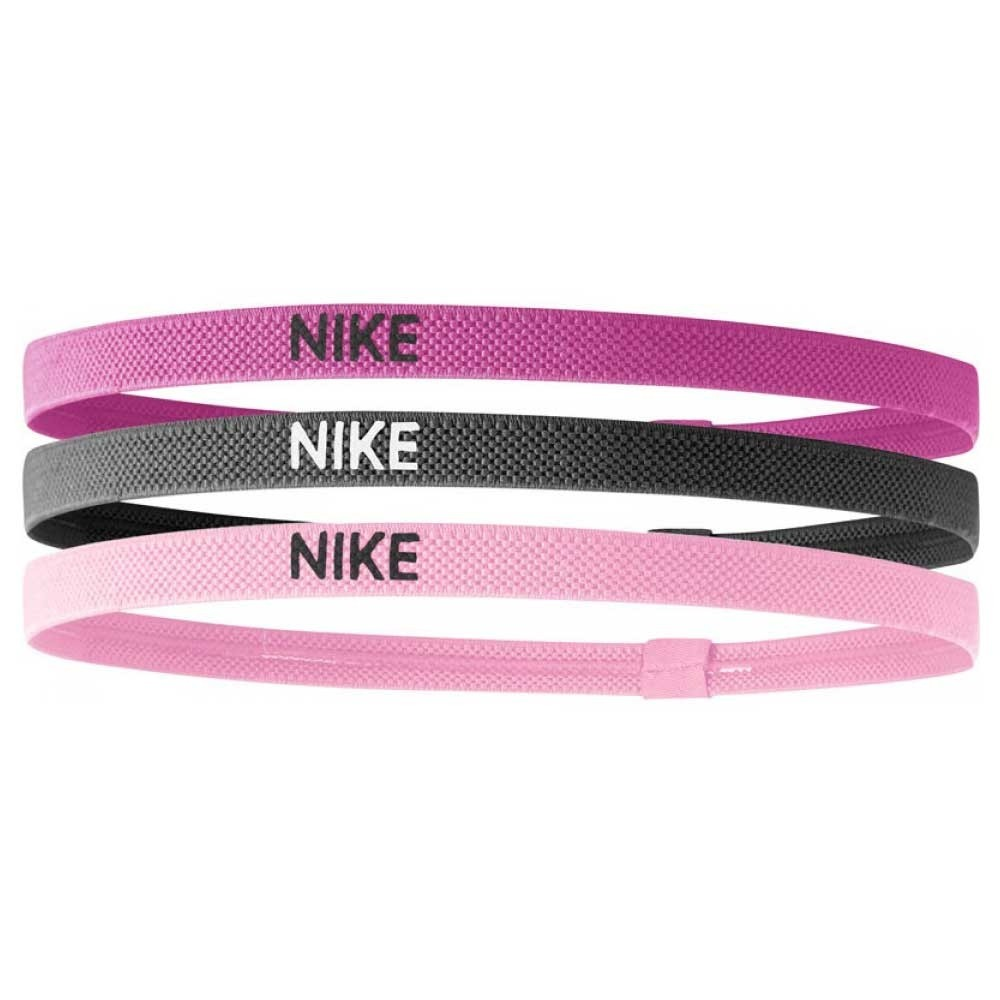 Afbeelding van Nike Elastic Hairband 3 Stuks Roze