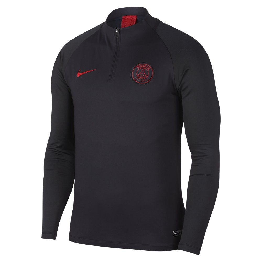 Afbeelding van Paris Saint-Germain Dri-FIT Squad Drill Oil Grey