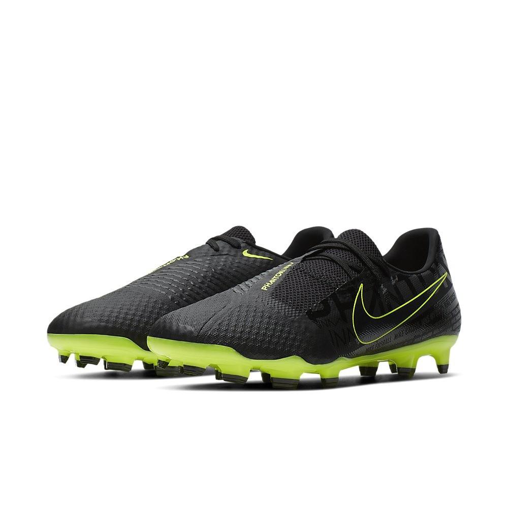 Afbeelding van Nike PhantomVNM Academy FG Black-Volt