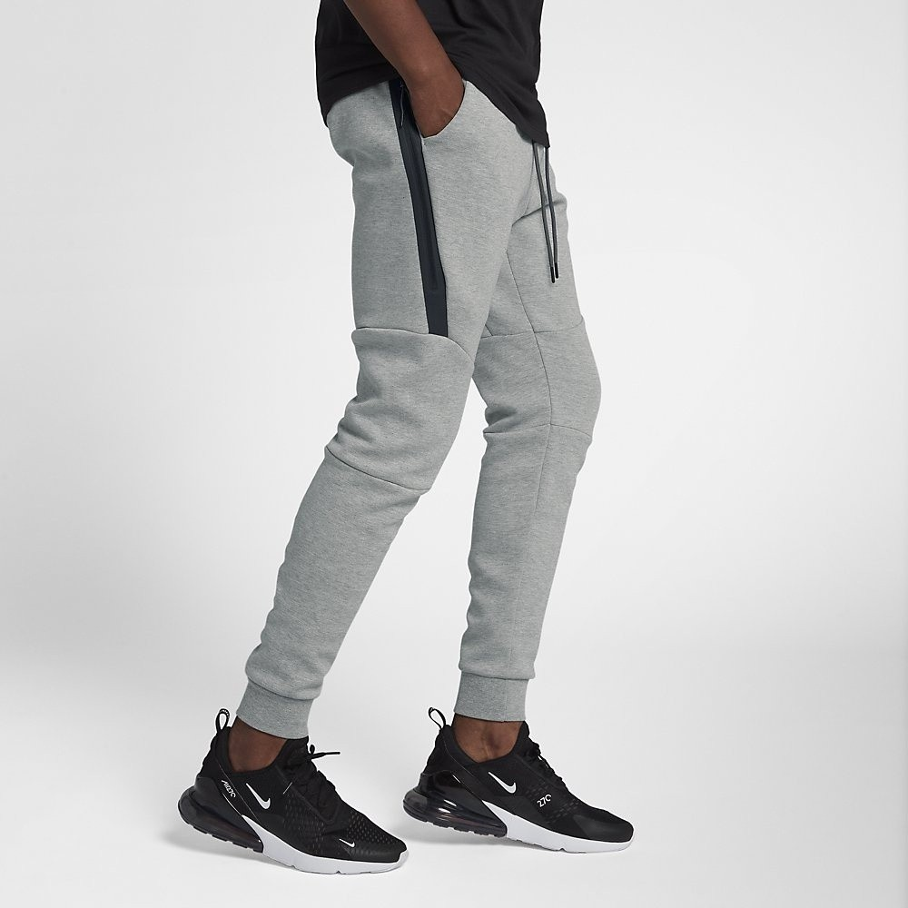 Afbeelding van Nike Tech Fleece Pant Dark Grey Heather