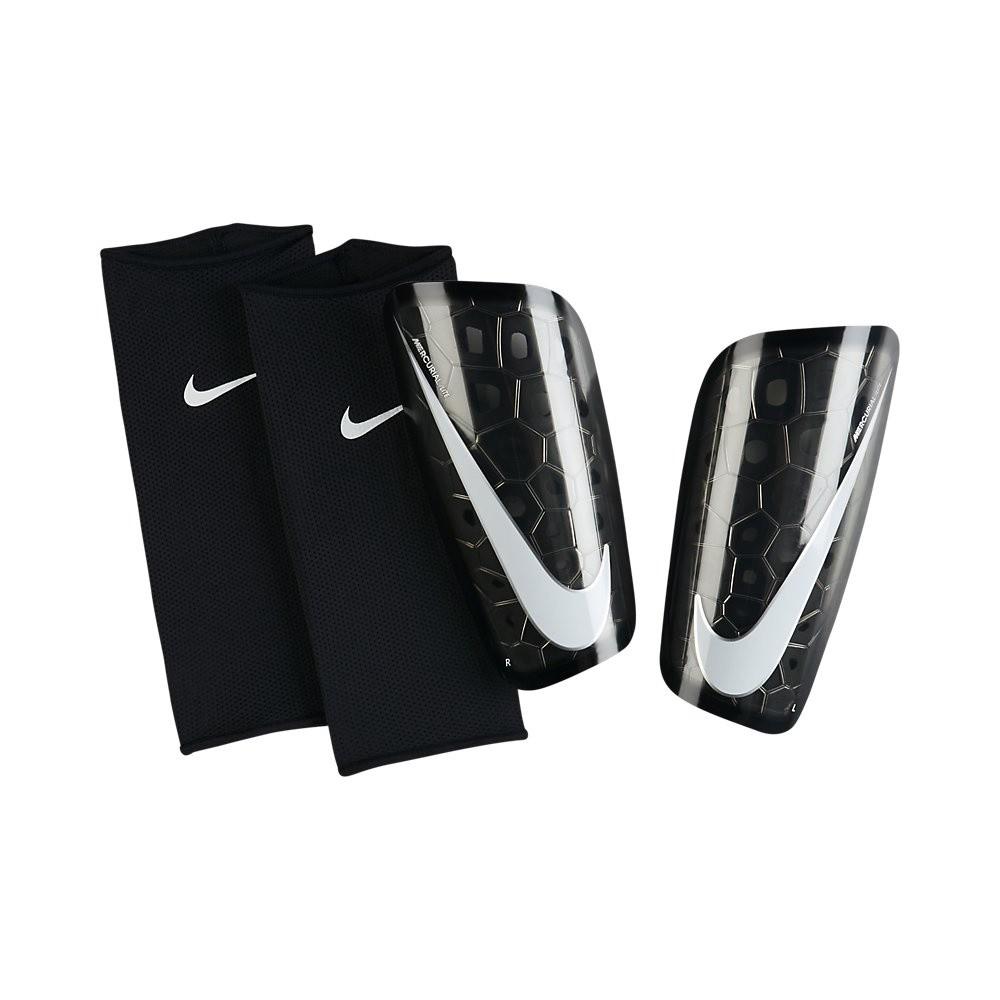 Afbeelding van Nike Mercurial Lite Scheenbeschermers Zwart-Wit