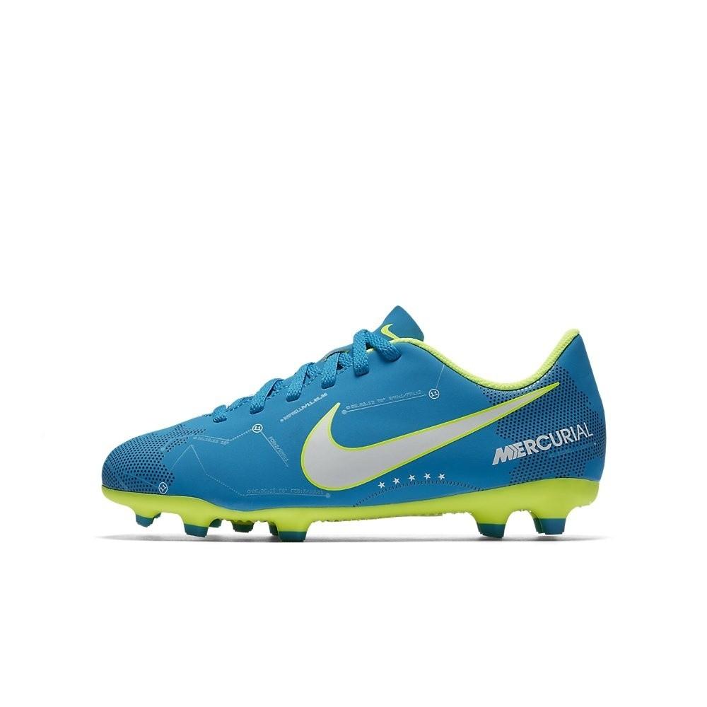 Afbeelding van Nike Mercurial Vortex III Neymar FG Kids