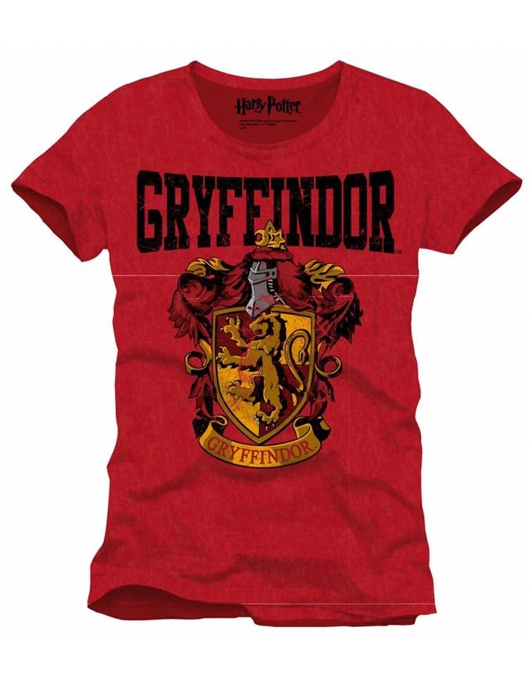 T-shirt Griffindor School Harry Potter