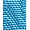 Afbeelding van Polo Enzio, met blauw retro jaquardpatroon