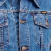 Afbeelding van Jeans retro jas, classic denim