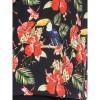 Afbeelding van Ato Berlin, T-shirt Mona bloemen toekan patroon