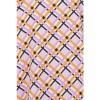 Afbeelding van Hearts & Roses - Swingjurk Audrina, met jaren 50 patroon, roze