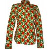 Afbeelding van Chenaski, blouse Flowergrid, creme