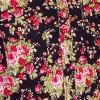 Afbeelding van Overhemd Cowboy, Roses, zwart