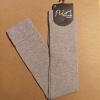 Afbeelding van Flirt | Overknee sokken lichtgrijs