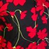 Afbeelding van Overhemd korte mouw, Poppy zwart