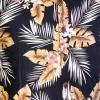 Afbeelding van Overhemd korte mouw, Fern navy ovaltine