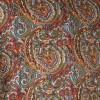 Afbeelding van Chenaski - overhemd seventies, Big paisley, grey blue