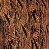 Afbeelding van Overhemd korte mouw Leaves, zwart ovaltine