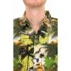 Afbeelding van Overhemd korte mouw Jungle dino