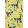 Afbeelding van Jurk go banana met japanese monkey