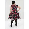 Afbeelding van Hell Bunny | 50's jurk Ruby met rozen