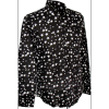 Afbeelding van Overhemd Retro, stars black