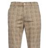 Afbeelding van simsalabimwebshop-46200-ATO Berlin, pantalon Jorjo, bruin beige geruit